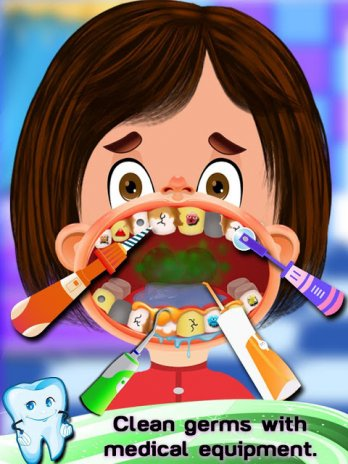 crazy kids dentist fun game 1 0 download apk for android aptoide