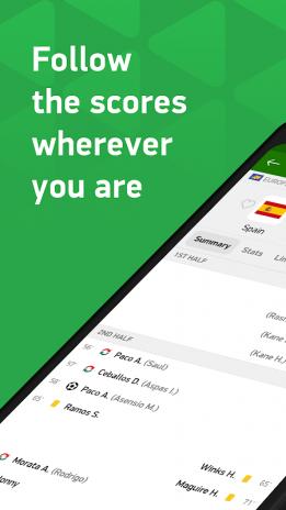 Flashscore 331 Télécharger Lapk Pour Android Aptoide