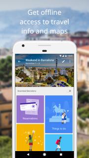 Google Trips - Travel Planner screenshot 2