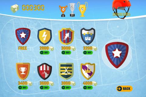 Ice Hockey League FREE screenshot 5