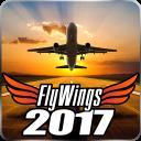 Flight Simulator 2017 FlyWings Free