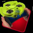 Fidget Spinner: Real simulator