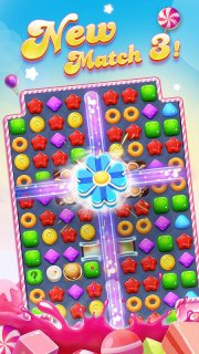 Candy Charming - 2019 Match 3 Puzzle Free Games screenshot 1