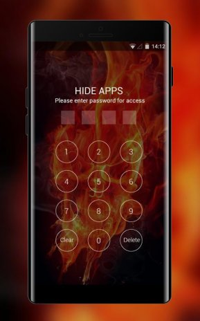 Skull Hellfire Theme for Vivo Y66 wallpaper 1 0 0 Download