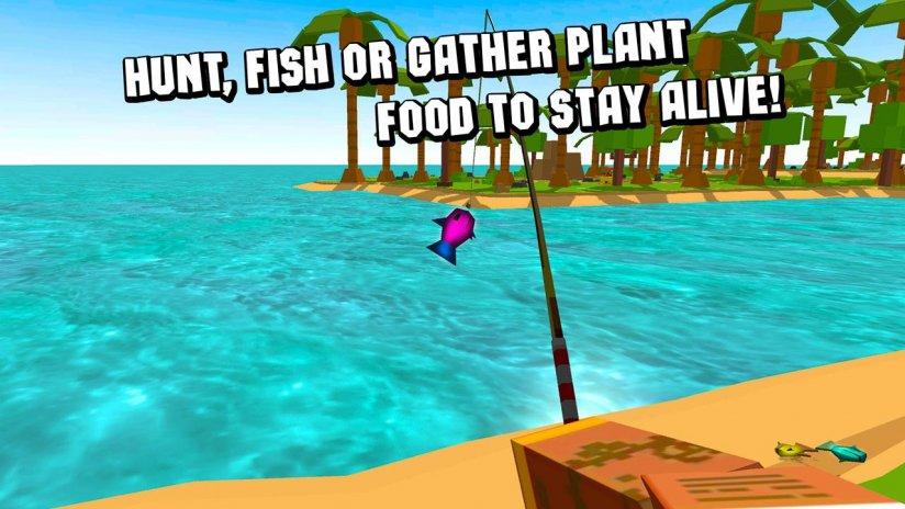 Cube Island Survival Simulator1 5 tải APK dành cho Android