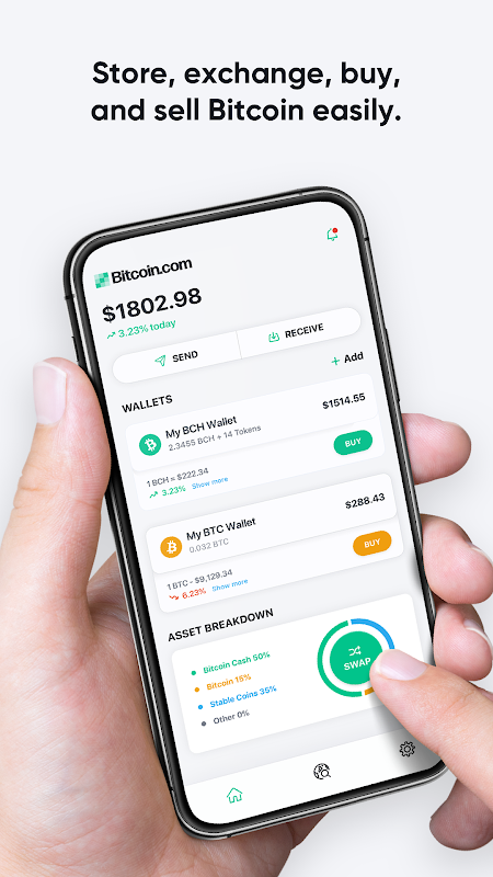 bitcoin app android download)