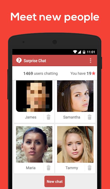 Flirten Video-Chat