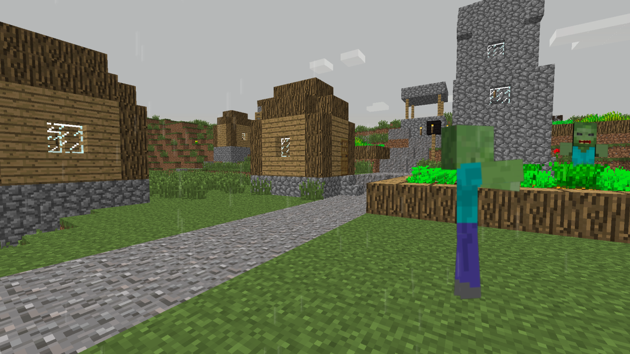 ZombieTown screenshot 1