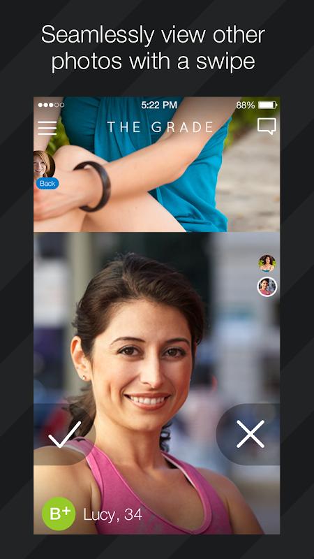 Bra dating app