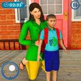 Amazing Family Game Virtual Mother Simulator Icon