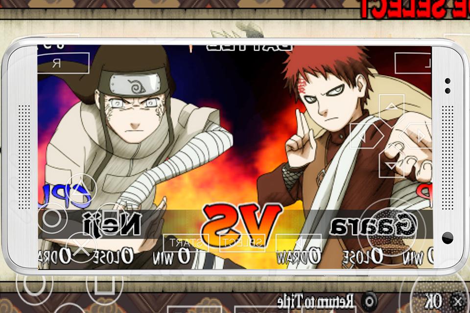 Ultimate Ninja Heroes Storm screenshot 1