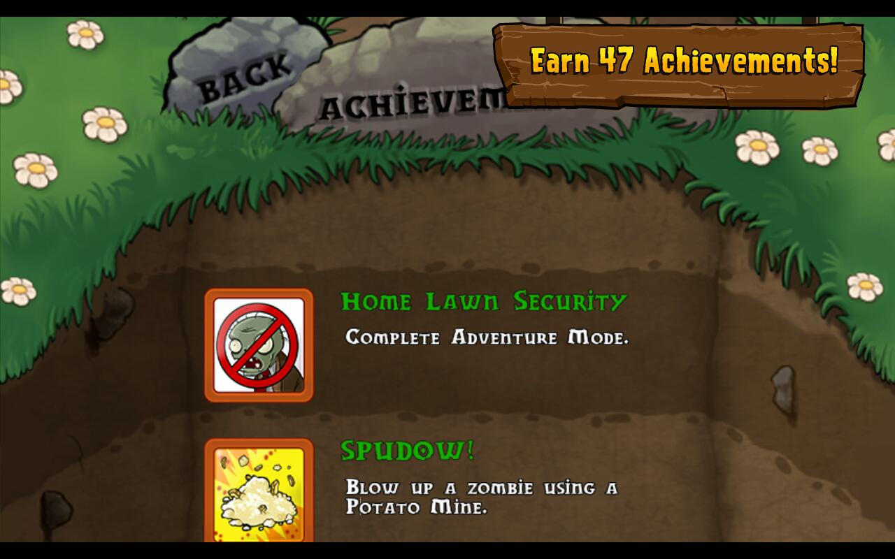 Plants vs. Zombies™ screenshot 1