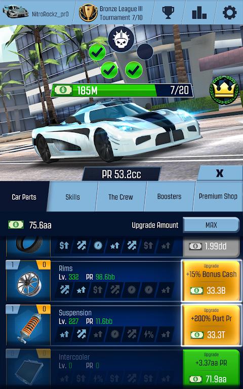 Idle Racing GO: Car Clicker & Driving Simulator screenshot 16
