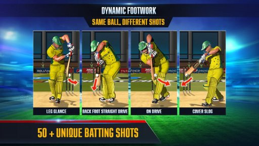 ICC Pro Cricket 2015 screenshot 2