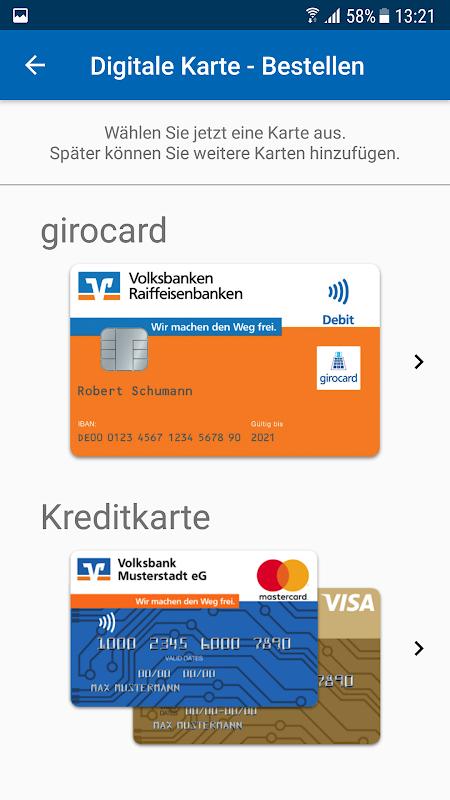 Digitale Karten screenshot 2