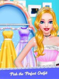College Girl Fashion Salon screenshot 1