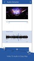 Audio Extractor Screen