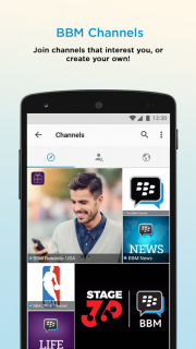 BBM - Free Calls & Messages screenshot 6
