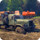 US Army Truck Simulator - Army Truck Driving 3D Icon