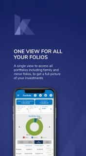 KFinKart - Investor Mutual Funds screenshot 4