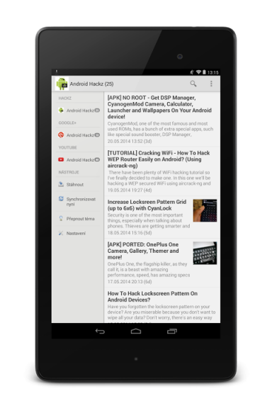 Nuwz - Tech News Reader | Download APK for Android - Aptoide