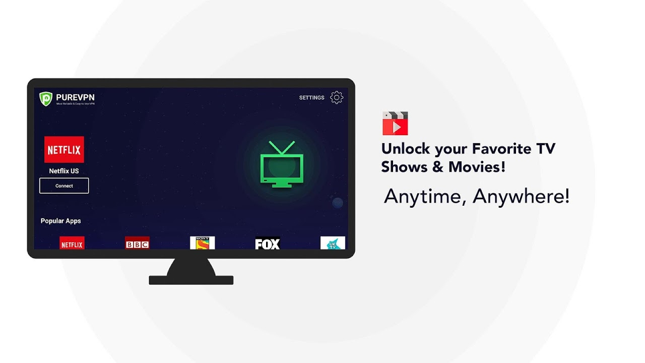 PureVPN - Best VPN & Fast Proxy App for Android TV 3 2 0