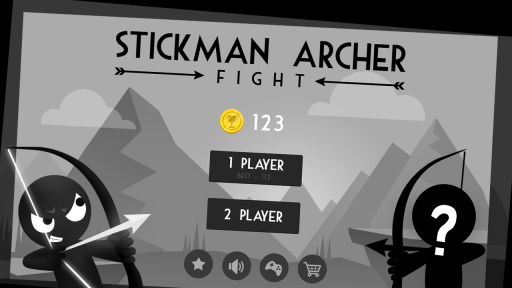 Stickman Archer Fight screenshot 1