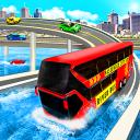 Río Autobus Servicio Ciudad turista bus simulador