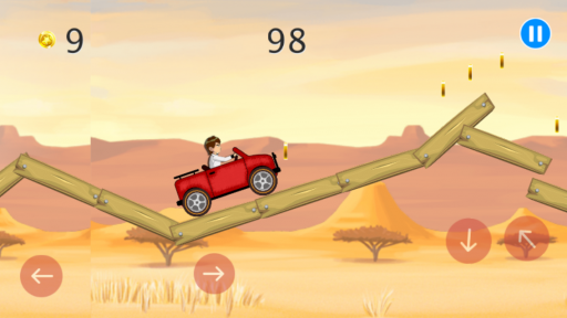 Ben Car Hill Climb screenshot 4