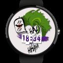Joker Watch Face: Ha-Ha