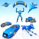 Police Robot Transforming Game