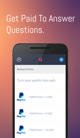 Qooh It - Free PayPal Cash 3 0 Download APK for Android - Aptoide
