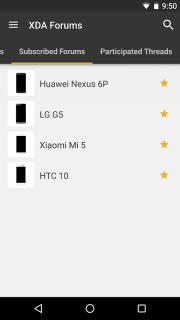 XDA screenshot 5