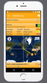 SunCalc org screenshot 5