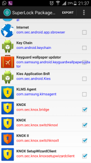 Package Disabler Pro (Samsung) 11 0 Download APK for Android - Aptoide