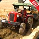 Cargo Tractor Trolley Simulator Farming Game 2020