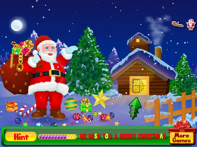 Santa Games