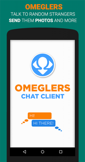 omegle free omegle chat apk