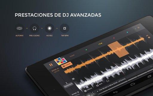 edjing PRO - consola de DJ 1 5 2 Descargar APK para Android