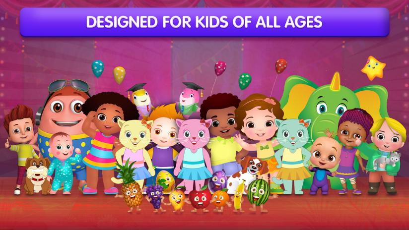 Chuchu Tv Lite Best Nursery Rhymes Videos For Kids Screenshot 5