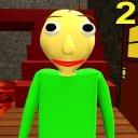 Baldi Horror Game Chapter 2 : Evil House Escape