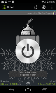 Orbot: Tor on Android screenshot 5