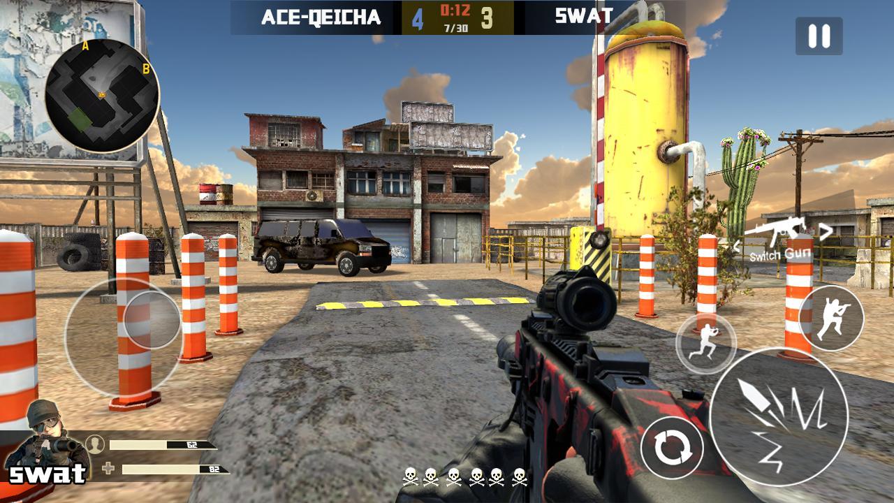 Counter Terrorist Sniper Hunter screenshot 2