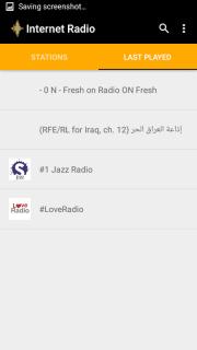 FM Radio Stream screenshot 1