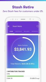 Stash: Invest. Learn. Save. screenshot 4
