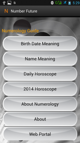 Numerology 2 5 Download APK for Android - Aptoide