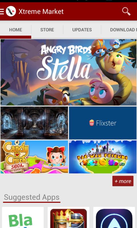 GV Store screenshot 1