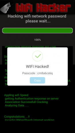 download wifi hacker for android 100 working