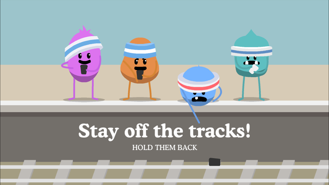 Dumb Ways to Die 2: Os jogos screenshot 1