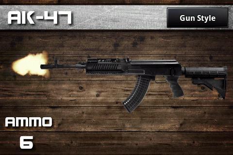 Ak 47 Assault Rifle Screenshot 3